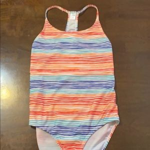 Girls one piece swim suit Size 10/12